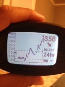 CGM disaster