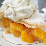 Peach pie slice 2